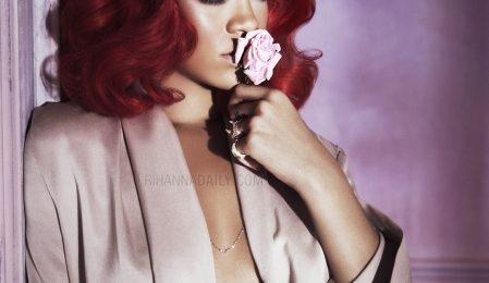 Rihanna 'Reb'L Fleur' Promo Shot