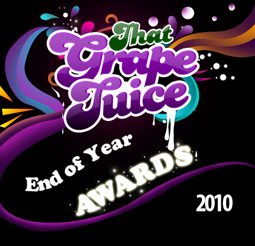 tgj awards promo 1 That Grape Juice: End of Year Awards 2010   Vote!