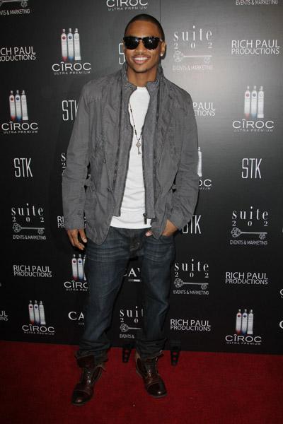 treysongz Hot Shots: Kelly Rowland, Trey Songz, Drake & Ne Yo Party In Miami
