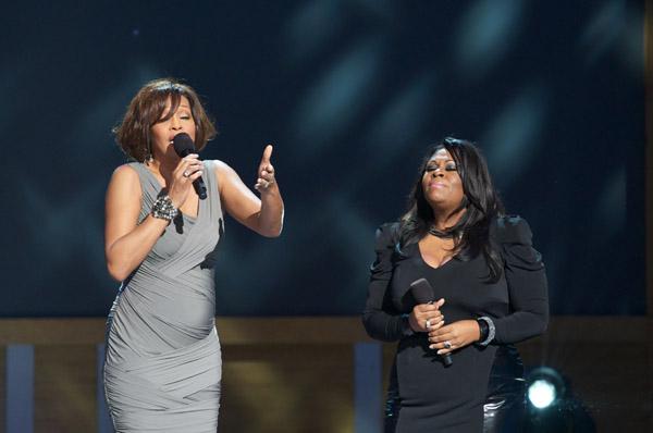 whitney kim Hot Shots: Whitney Rocks BET Celebration of Gospel