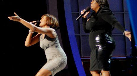 Video: Whitney Houston & Kim Burrell Perform 'I Look To You' at BET Celebration of Gospel