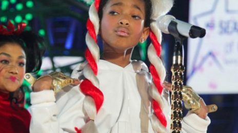 Willow Smith Whips 'Holiday Hair' (Pics & Performance Clip)