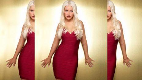 New Christina Aguilera Promo Pics