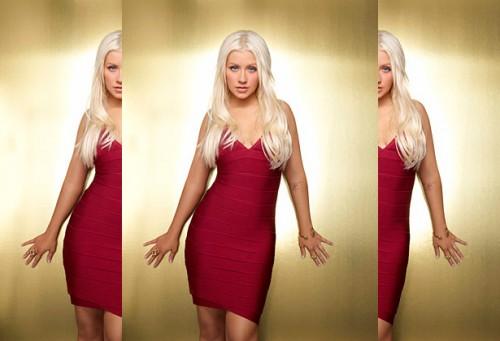 xtina 675 e1293389578967 New Christina Aguilera Promo Pics