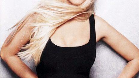 Christina Aguilera's 'People' Magazine Shoot