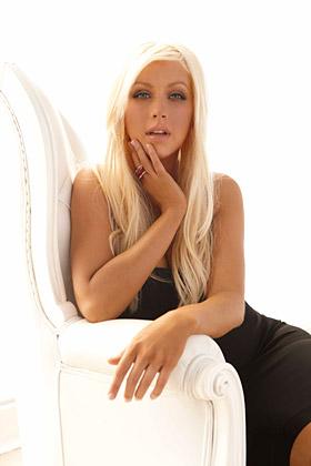 xtina u New Christina Aguilera Promo Pics
