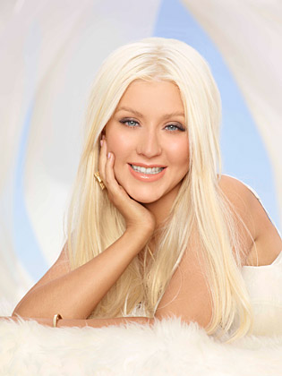 xtina y New Christina Aguilera Promo Pics