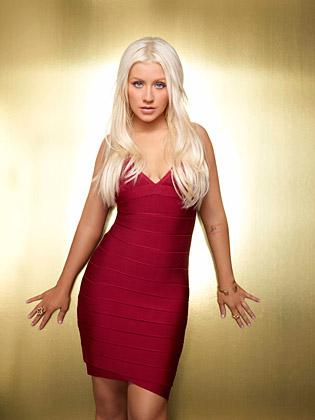 xtona 654 New Christina Aguilera Promo Pics