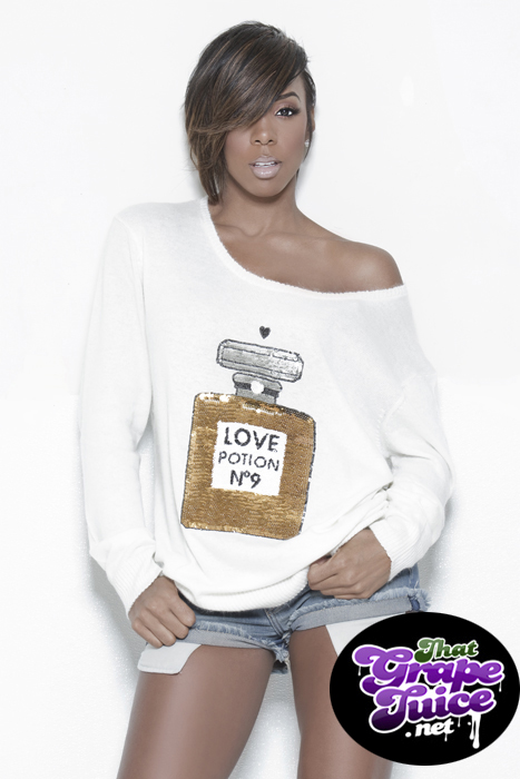 KR1 Exclusive: New Kelly Rowland Promo Pics