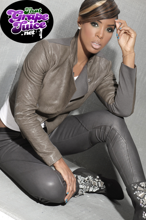 KR5 Exclusive: New Kelly Rowland Promo Pics