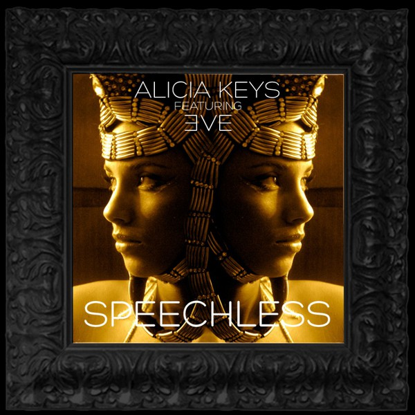 aliciakeysspeechless Behind The Scenes: The Making Of Alicia Keys Speechless (Eve)