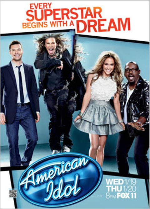 american idol poster Watch: American Idol (Season 10 Premiere)