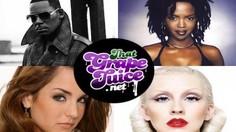 The Best You Never Heard: R. Kelly, Lauryn Hill, JoJo, & Christina Aguilera