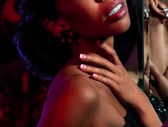 Hot Shot: Brandy In Kontrol Magazine's Winter Style Issue
