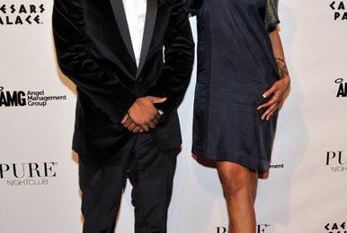 Hot Shots: Brandy Celebrates Ray J's Birthday In Vegas