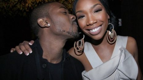 Hot Shots: Brandy Celebrates Ray J's YRB Cover In NYC