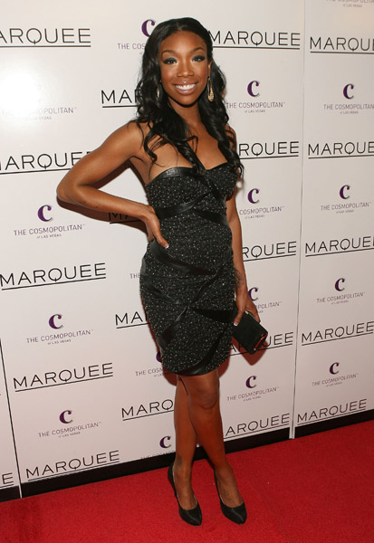 brandyvegas Hot Shot: Brandy At Marquee Nightclub