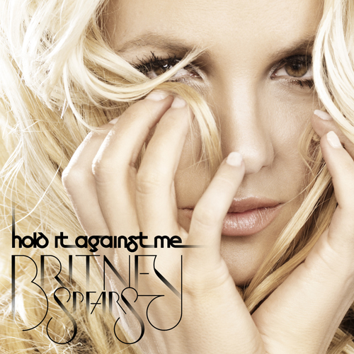 britney1 Britneys Hold It Against Me Hits #1