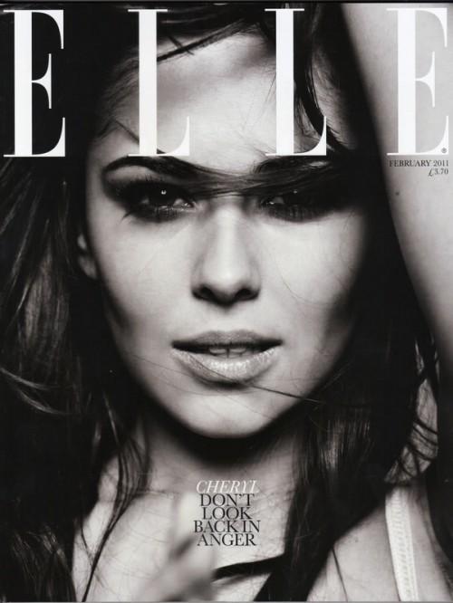 cheryl cole elle e1293903436659 Cheryl Cole Covers Elle