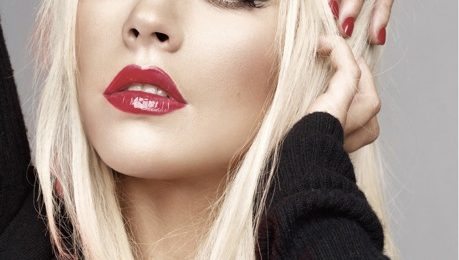 Christina Aguilera Covers Exile Magazine