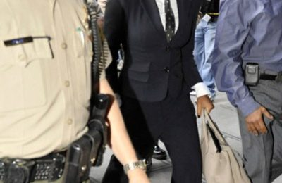 Hot Shots: Janet Jackson Arrives At Dr Murray Hearing