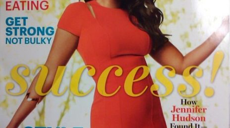 Jennifer Hudson Covers Weight Watchers