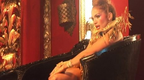 Behind The Scenes: Jennifer Lopez's 'On The Floor' Video