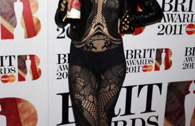 Hot Shots: Jessie J Arrives At BRIT's Nominations Launch