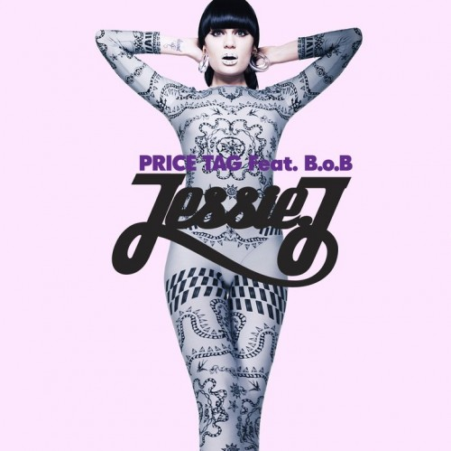 jessie j price tag cover e1295451008226 Jessie J Unveils Price Tag Cover