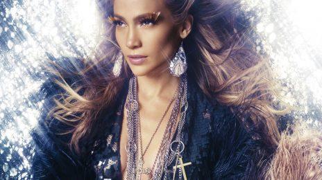 Jennifer Lopez Visits 'Ryan Seacrest'