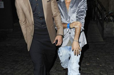 Caption This: Marvin & Aston Of JLS Party In London