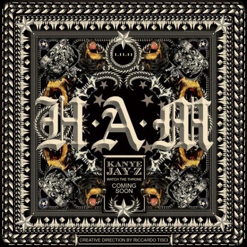 kanyejay e1294735907554 New Song: Kanye Wesy & Jay Z   H.A.M
