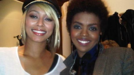 Hot Shot: Keri Hilson Meets Lauryn Hill