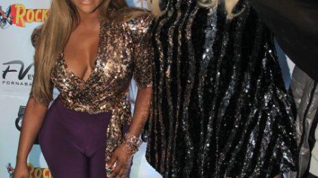 Hot Shots: Lil Kim Visits Quo Nightclub