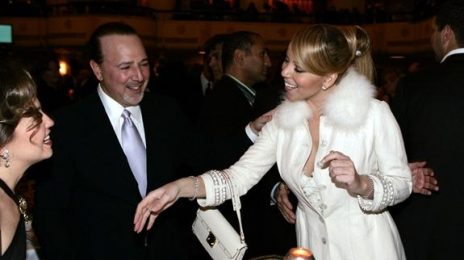 Flashback: Mariah Carey Meets Tommy Mottola's Wife In 2005