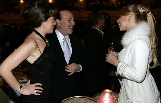 mariahtommy2 Flashback: Mariah Carey Meets Tommy Mottolas Wife In 2005