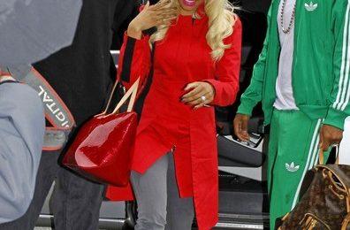 Hot Shots: Nicki Minaj Heads To Paris