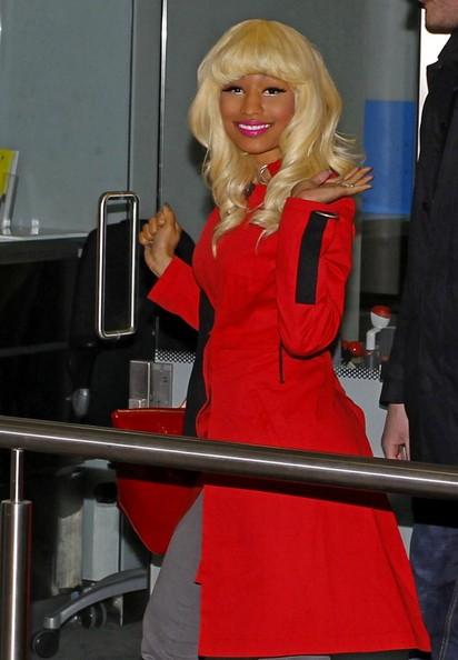 nickiparis3 Hot Shots: Nicki Minaj Heads To Paris