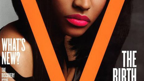 Hot Shot: Nicki Minaj Covers V Magazine
