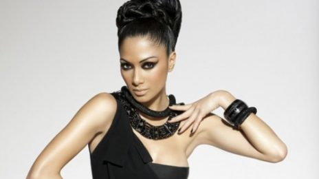 Nicole Scherzinger Performs 'Don't Hold Your Breath' On Loose Women