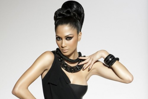 nicole e1297334025661 Nicole Scherzinger Performs And I Am Telling You In Jakarta