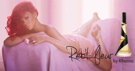 Rihanna Strips Down For 'Reb'l Fleur' Ad