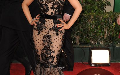 Hot Shots: Golden Globe Awards 2011 Red Carpet Arrivals