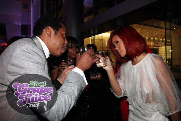Jay-Z & Rihanna