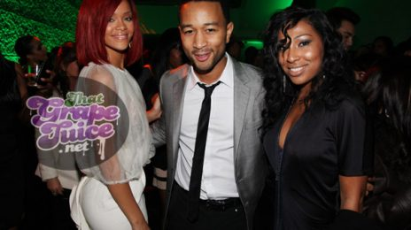 Hot Shots: Rihanna, Ciara & Others Attend Two Kings After Party