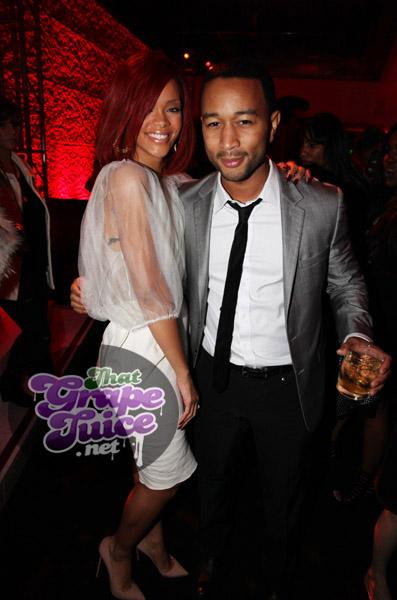 Rihanna & John Legend