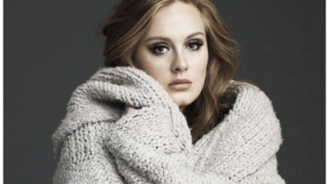 Adele Performs On 'Kimmel'