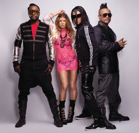 blackeyedpeas The Black Eyed Peas & Usher Rock The Super Bowl Half Time Show