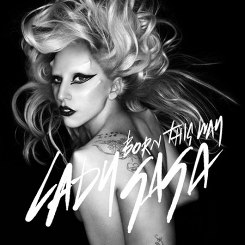 born this way cover e1297195593913 Lady GaGas Born This Way Shatters Britney Spears Record With Massive Debut
