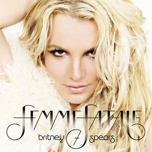 britney femme fat e1296671143492 Sales Figures: Britney Spears Hits #1 With Lowest Sales To Date